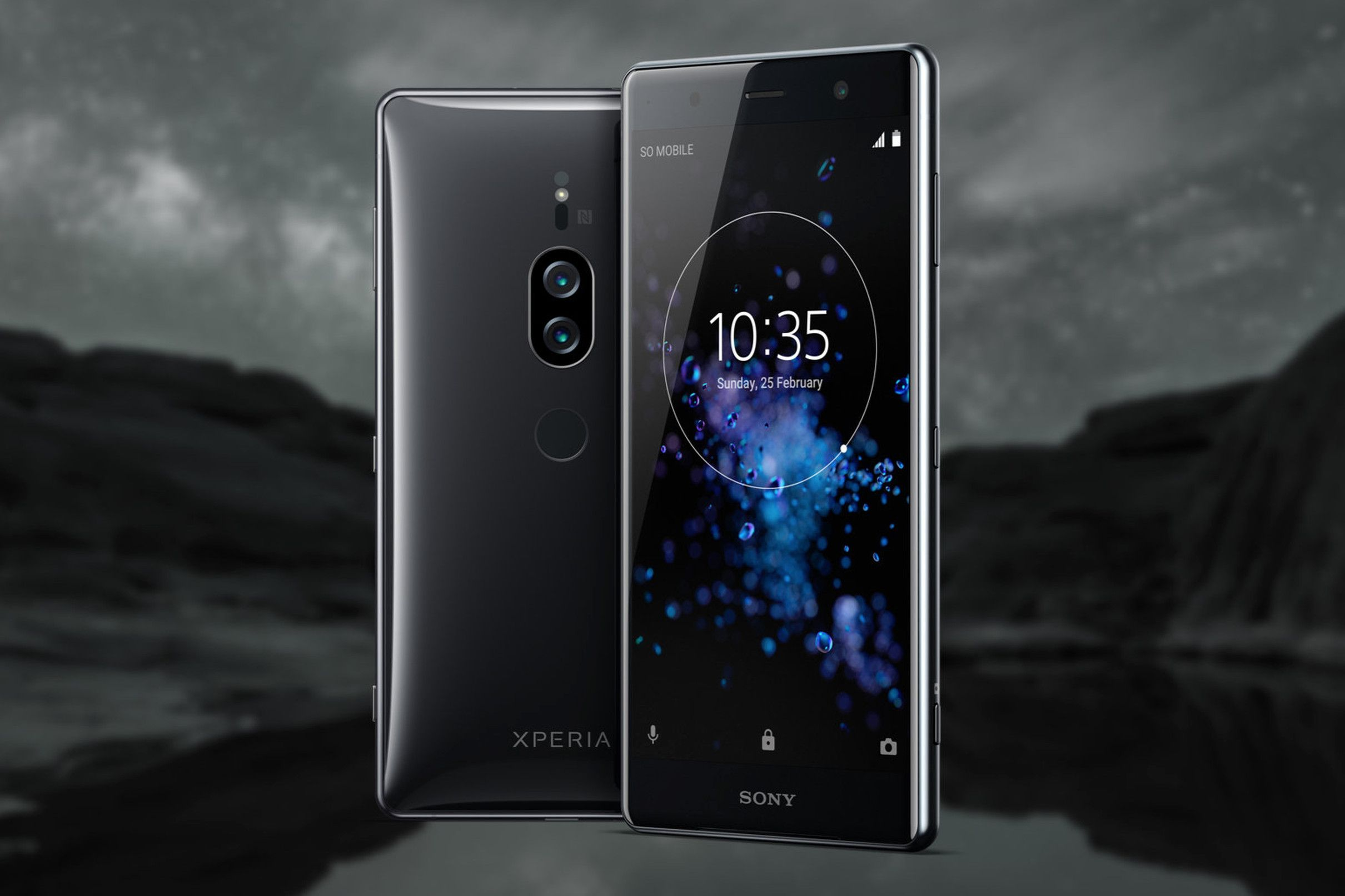 Sony S Xperia Xz2 Premium Has A 4k Display And Cameras Built For Extreme Low Light Shooting Motorola Phone Sony Mobile Phones Sony Xperia