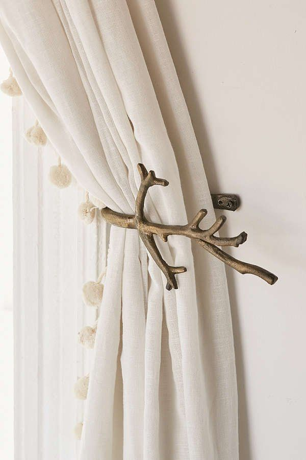 Branch Curtain Tie Back Curtain Tie Backs Curtains Curtain Ties