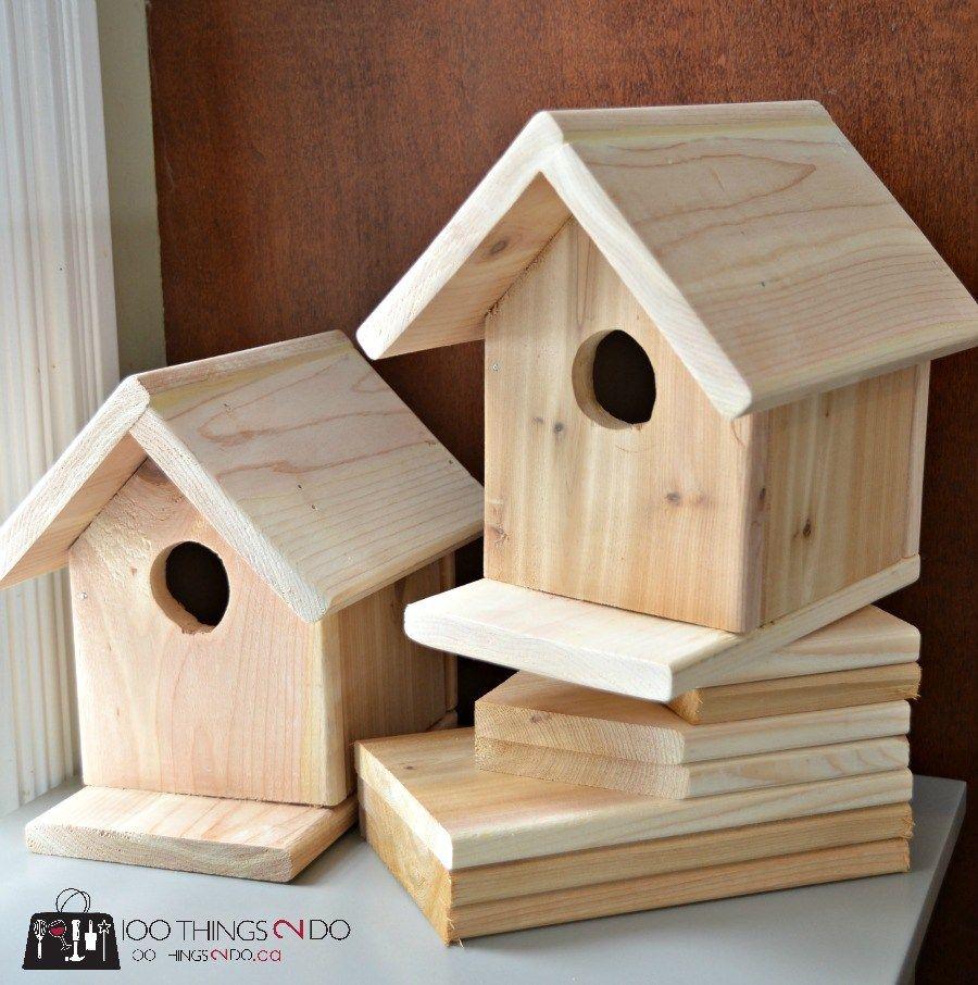 diy birdhouse wood working bird houses diy bird houses homemade bird houses. Black Bedroom Furniture Sets. Home Design Ideas