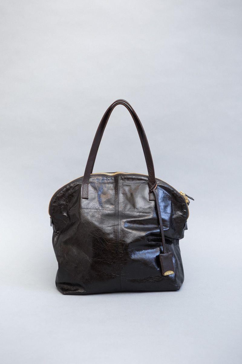 Linde Gallery Vintage Crackle Flamands Bag