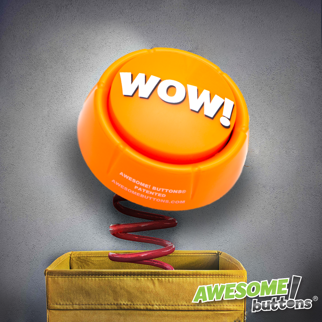 Moments worthy of the press of a Wow! button pop up all the time!