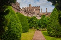 Hampton Court Castle & Garden - Hope-under-Dinmore, Leominster, Herefordshire, England