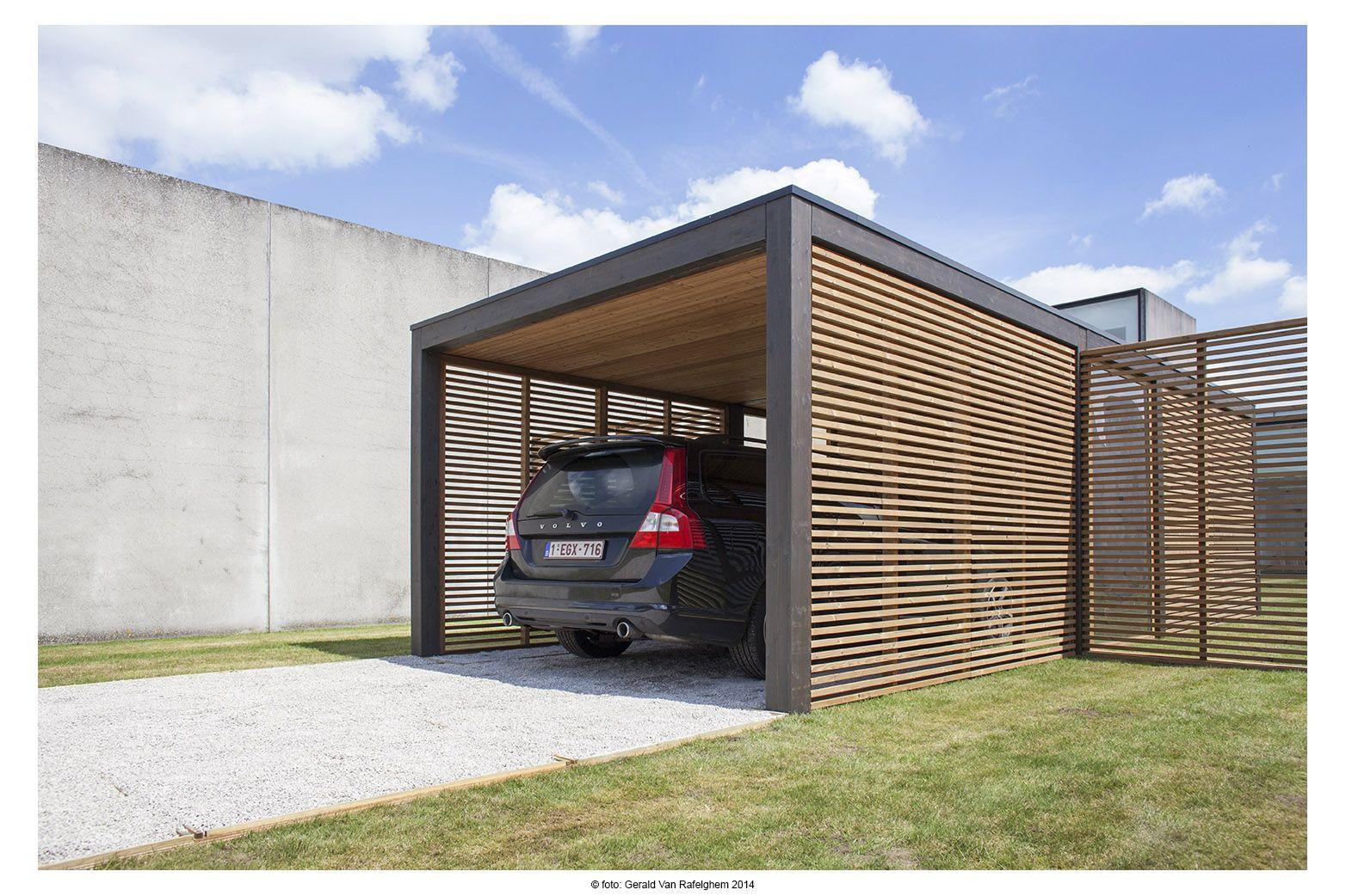 Collstrop modu | Carport designs, Pergola carport, Modern ...