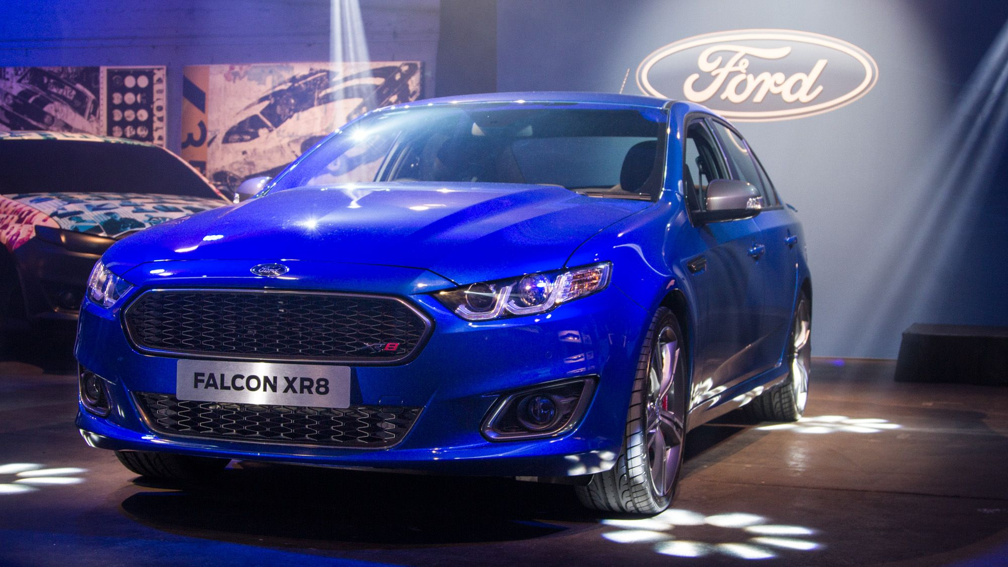 Ford Falcon Xr8 Unveiled In Melbourne Http Www Caradvice Com Au 312030 Ford Falcon Xr8 Unveiled In Melbourne Ford Falcon Ford Falcon Xr8 Ford