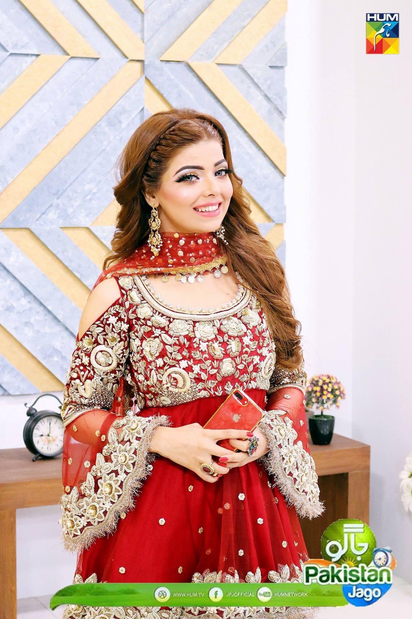 Pin by Sadia Gul on GîrłŶ Pakistani formal dresses, Fashion