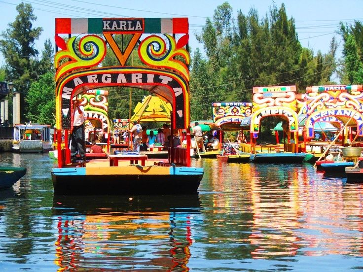 Image result for xochimilco
