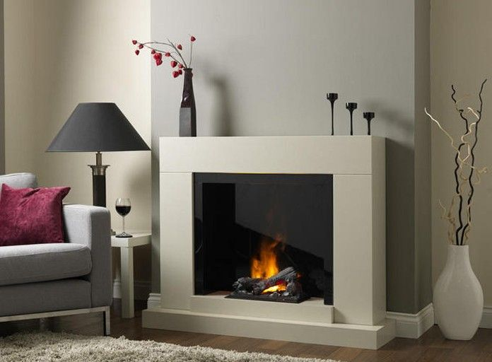 Katell Verama Free Standing Electric Fire Suite Electric