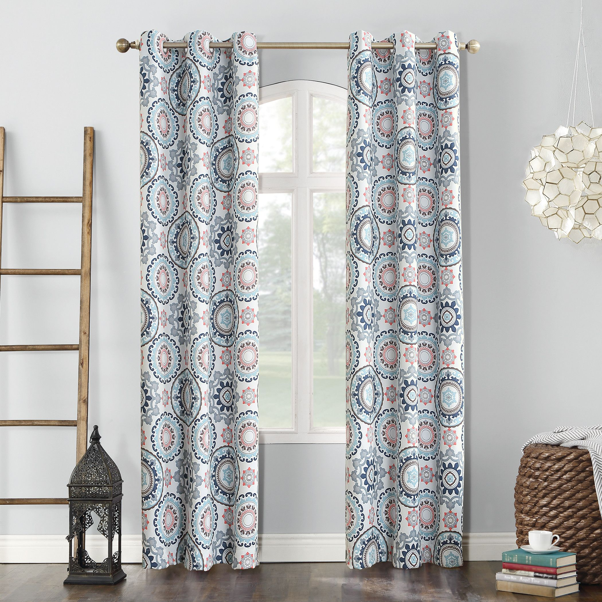 Home In 2020 With Images Grommet Curtains Panel Curtains