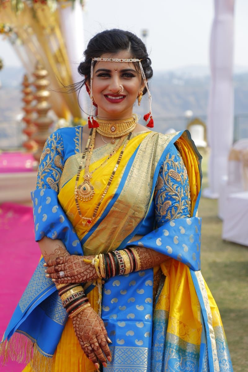Top 10 Jewellery Fashion Tips For A Maharashtrian Bride Indian Bridal Photos Indian Bridal Fashion Indian Bridal See more ideas about nauvari saree, marathi bride, saree. indian bridal photos