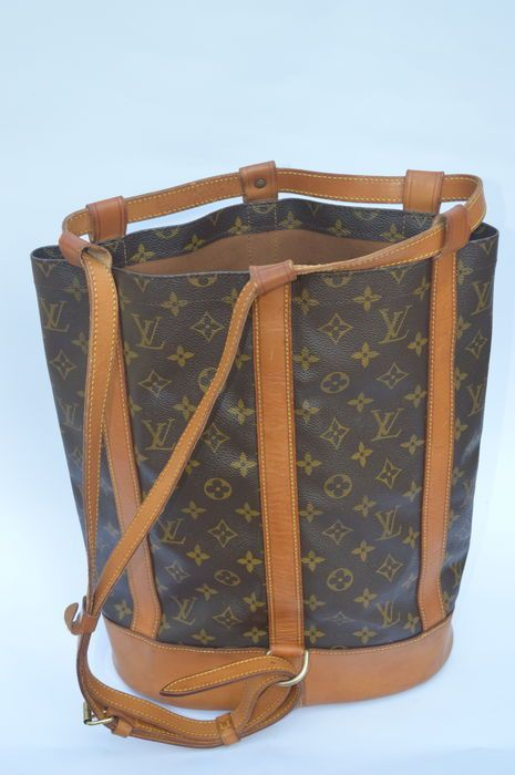 Catawiki online auction house  Louis Vuitton – Randonnee bag – Backpack d5a2777bdf9f6