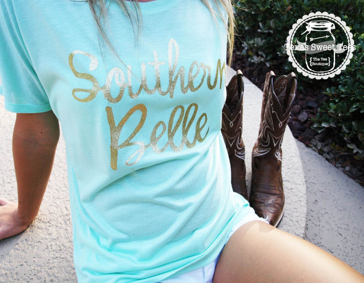 Southern Belle Glitter Comfy Tshirt by TexasSweetTees on Etsy https://www.etsy.com/listing/221425332/southern-belle-glitter-comfy-tshirt