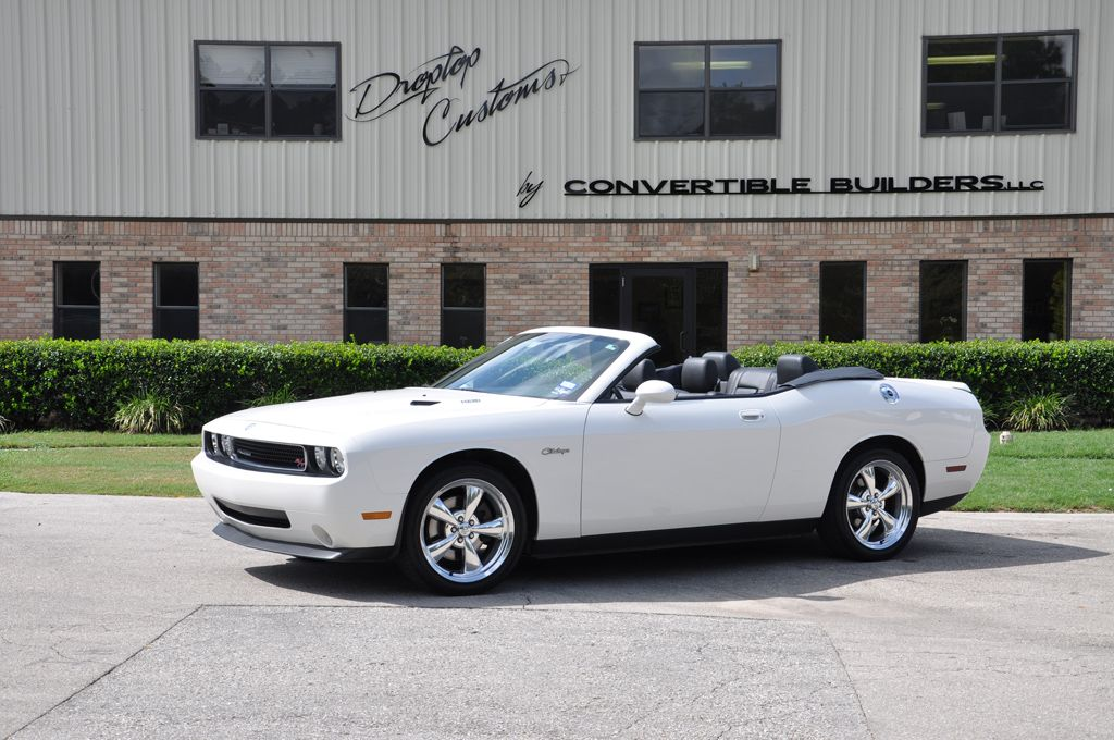 dodge challenger drop top customs by convertible builders llc dodge challenger. Black Bedroom Furniture Sets. Home Design Ideas