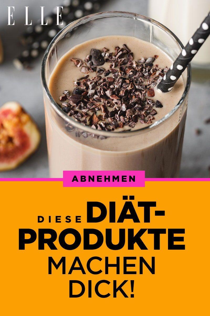 Abnehmen: vermeintlich gesunde Diät-Produkte, von denen man zunimmt