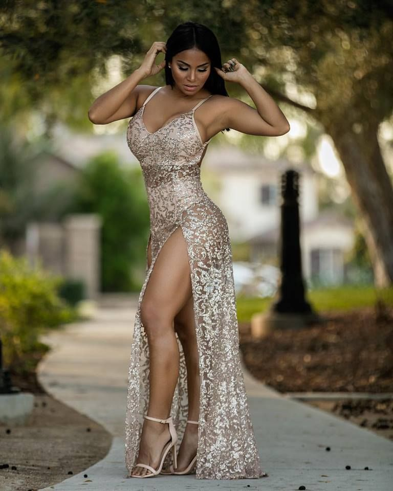 ExoticDimes | Dresses.! | Dolly castro, Formal dresses ...