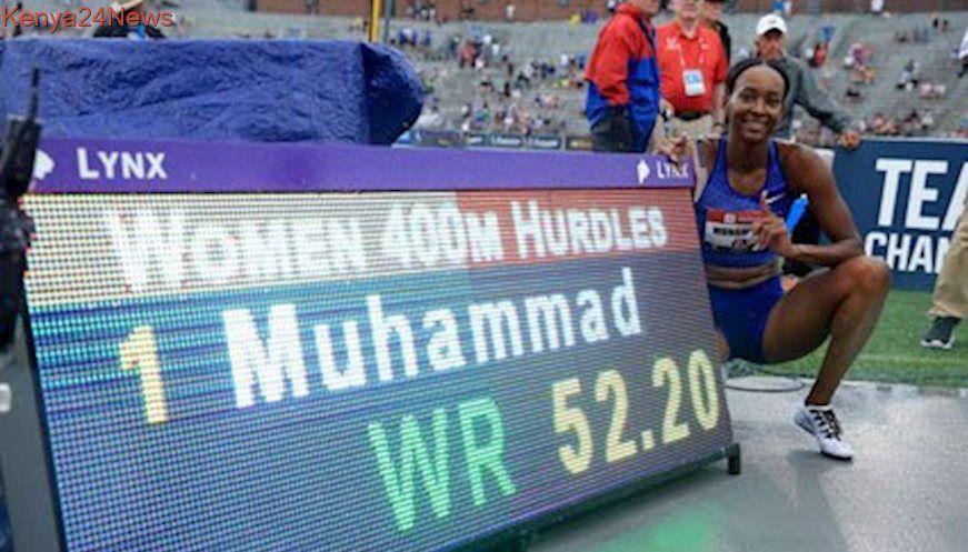 New world record set at US Championships Us championship