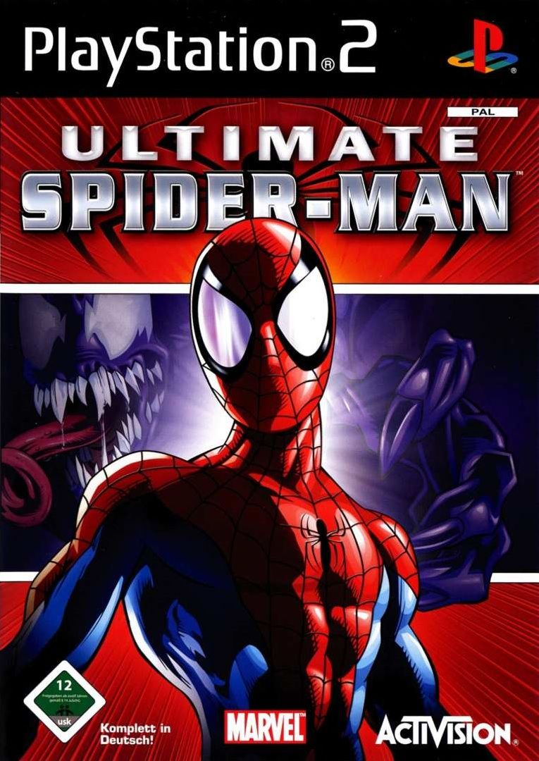ultimate spider man playstation pinterest ultimate spider