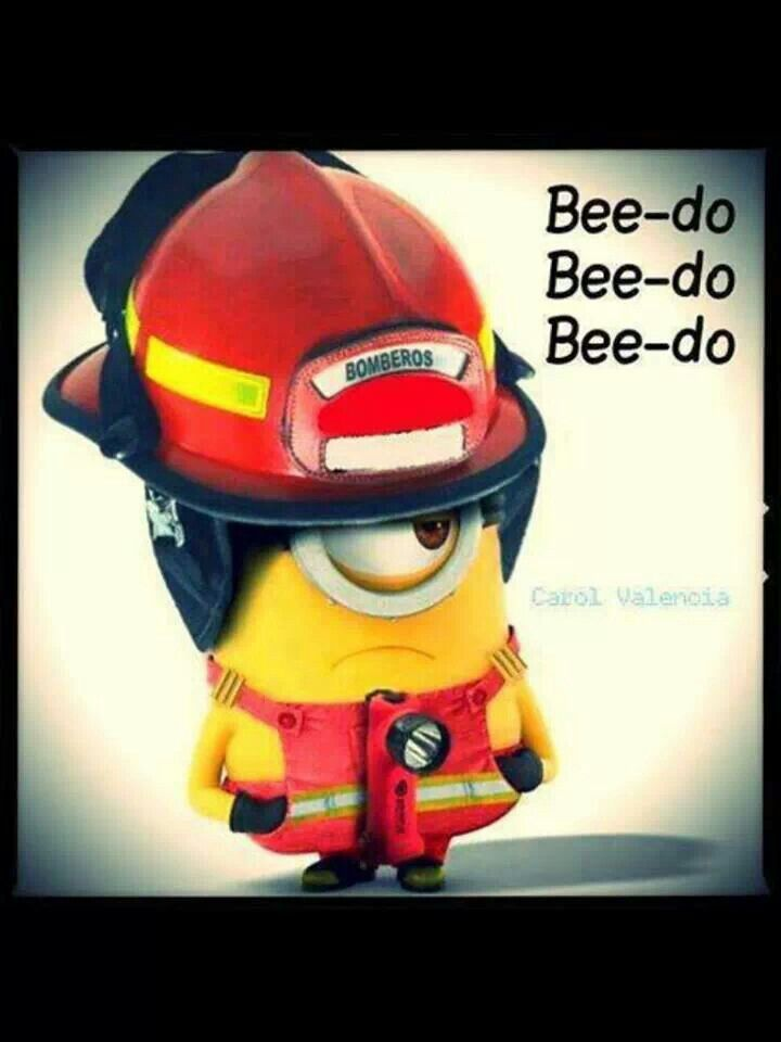 Fireman minion