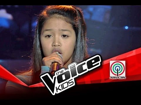 The Voice Kids Philippines Blind Audition We Can T Stop By Kyle