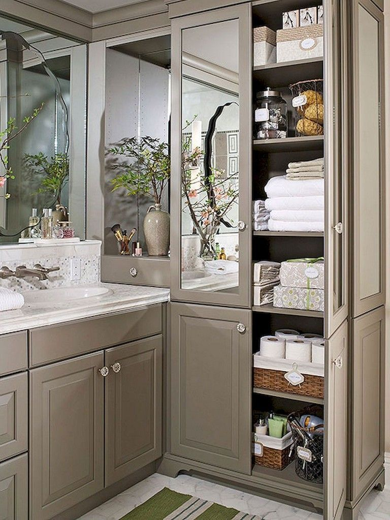 Explore Kitchen Island Ideas On Pinterest See More Ideas About Bathroom Cabinet Id Bathroom Cabinets Designs Small Bathroom Remodel Bathroom Cabinets Diy