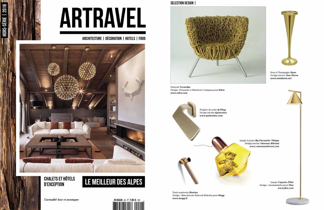 BASTAAA by Mogg / Design by Marcantonio Raimondi Malerba has been featured in Art Travel Speciale Alpi. Look at this smart coat hanger /   http://www.mogg.it/Prodotti/Accessories/BASTAAA/   #mogg #moggdesign #MarcantonioRaimondiMalerba #Marcantorama #Bastaaa #hammer #coathanger #clotheshanger #appendiabiti #ItalianFurniture #InteriorDesign #Interior #Design #Italian #Furniture