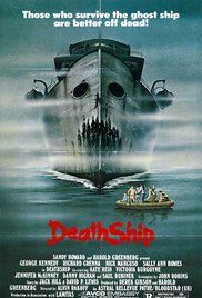 Death Ship Movie Online A Mysterious Ghostly Freighter Rams And - Cruise ship movie