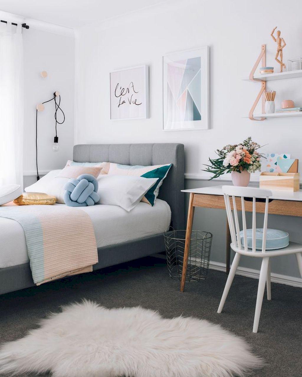 70 Cute Tween Bedroom Makeover Ideas 70