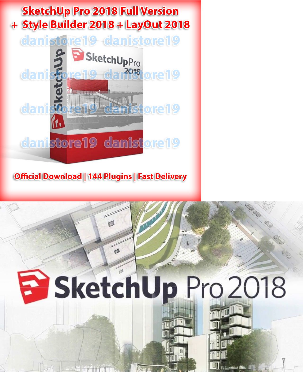 Image Video And Audio 41859 Sketchup Pro 2018 Style Builder