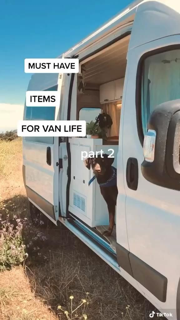 Photo of Must Have Items for Van Life