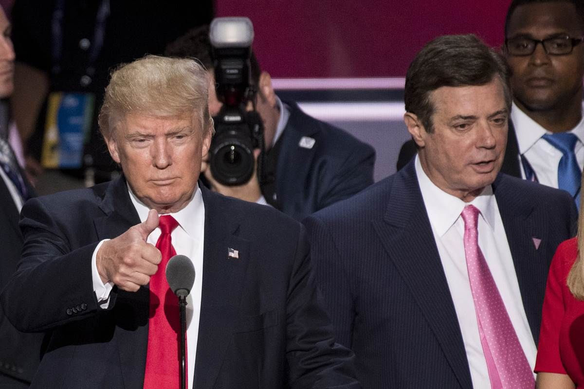 FBI making inquiry into exTrump campaign manager's
