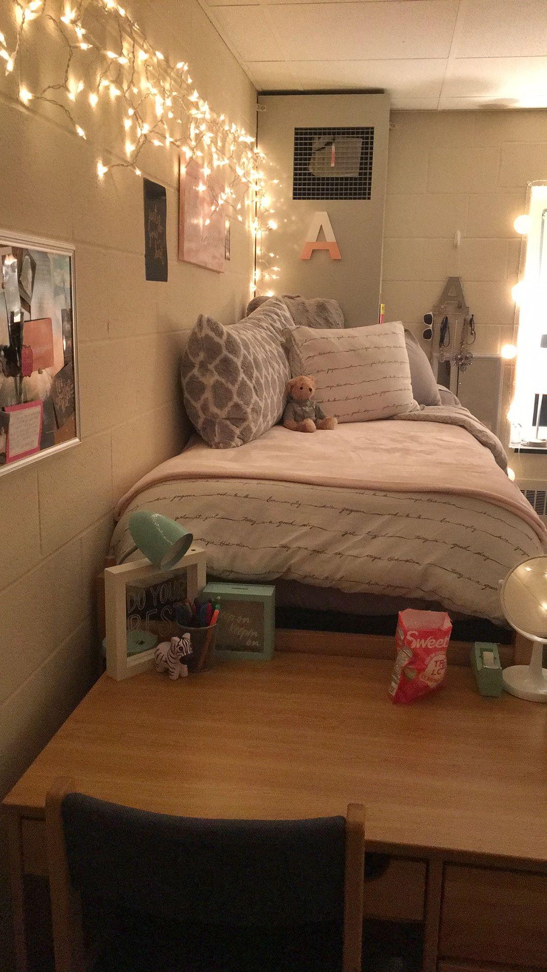 Hood College Freshman Dorm Room Dorm ideas in 2019