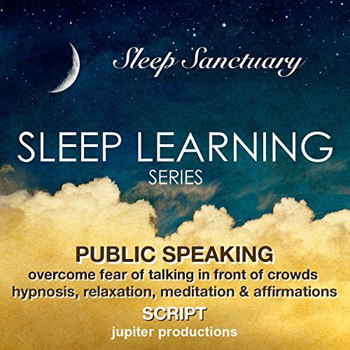 Product review for Public Speaking, Overcome Fear Of Talking In Front Of Crowds: Sleep Learning, Hypnosis, Relaxation, Meditation & Affirmations - Jupiter Productions -  Reviews of Public Speaking, Overcome Fear Of Talking In Front Of Crowds: Sleep Learning, Hypnosis, Relaxation, Meditation & Affirmations – Jupiter Productions. Buy Public Speaking, Overcome Fear Of Talking In Front Of Crowds: Sleep Learning, Hypnosis, Relaxation, Meditation & Affirmations &