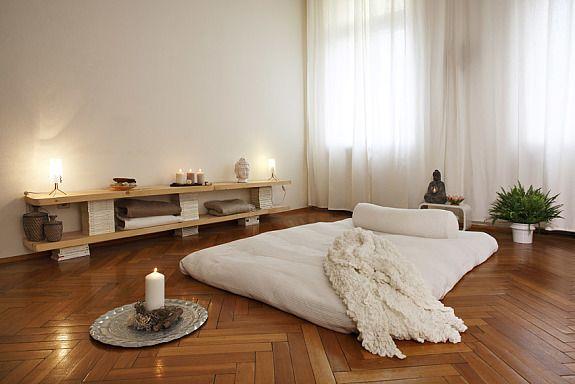 Massageraum Einrichten shiatsu | deco, einrichtung und häuschen | consultorio, alcoba und
