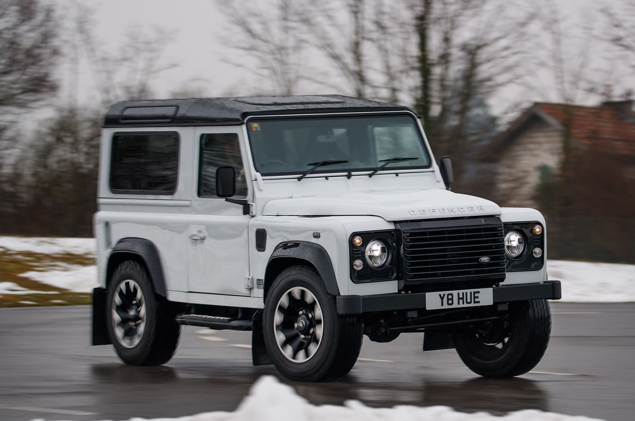 2019 New And Future Cars Land Rover Defender Land Rover Land