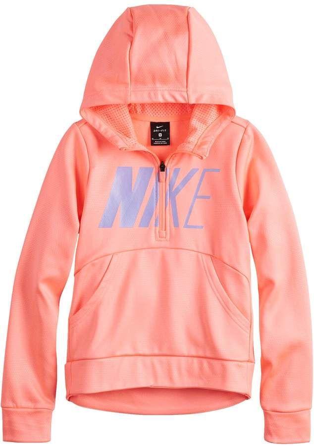 ef3f7e4549 Nike Sportswear Big Kids' (Girls') JDI Cropped T-Shirt Size XL (Pink ...