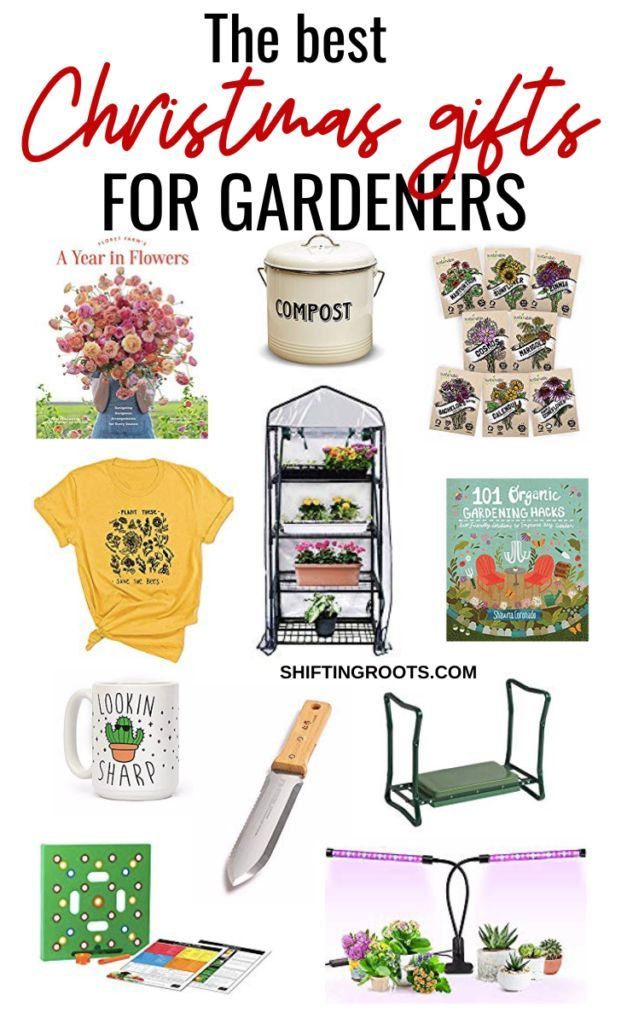 This Christmas Get The Presents Your Gardener Actually Wants