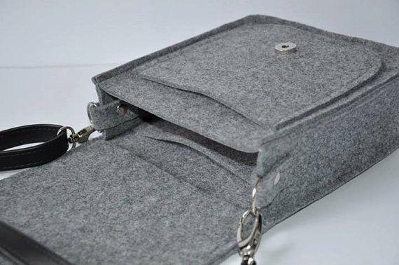 Filztasche Dirndltasche Trachtentasche mit door MargotAtelier ...