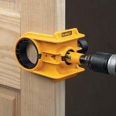 Dewalt D180004 Door Lock Installation Kit Dewalt Case