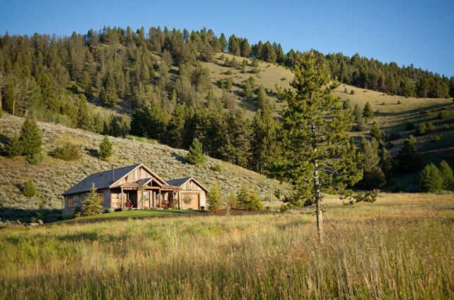 The Coolest Places to Put your Yoga Mat: The Ranch at Rock Creek
