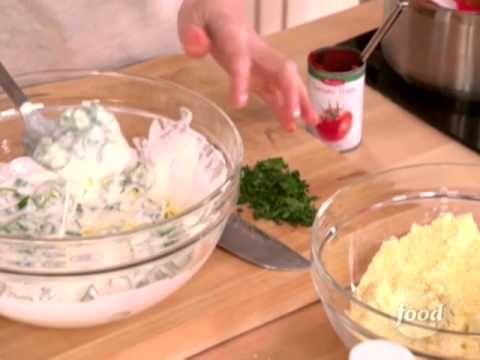 Fried Okra With Tomatoes-Sandra Lee Semi-Homemade Food Network