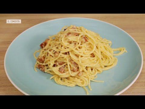 Image Result For Receta Espaguetis Carbonara El Comidista