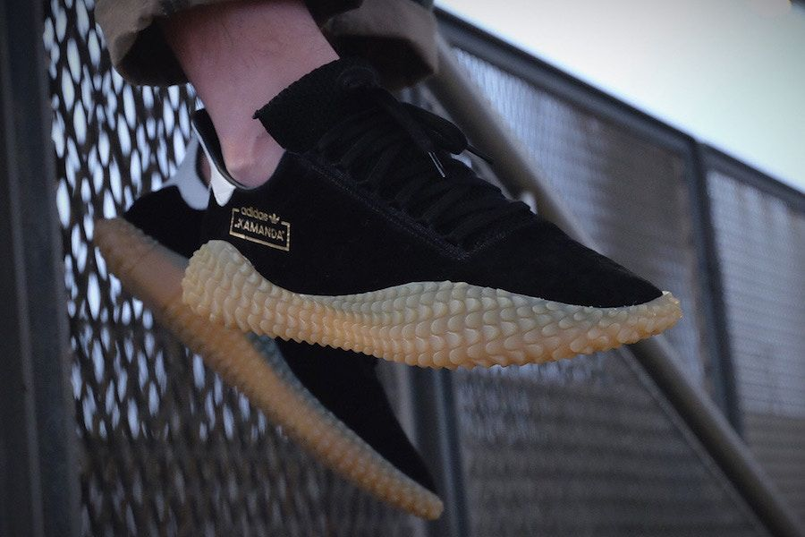 An On-Feet Look at the All-New adidas Kamanda | Adidas ...
