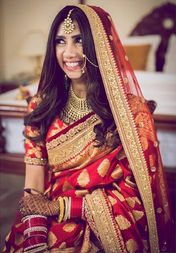 Photo of These Gorgeous Brides In Sarees Is The Best Thing You'll See Today