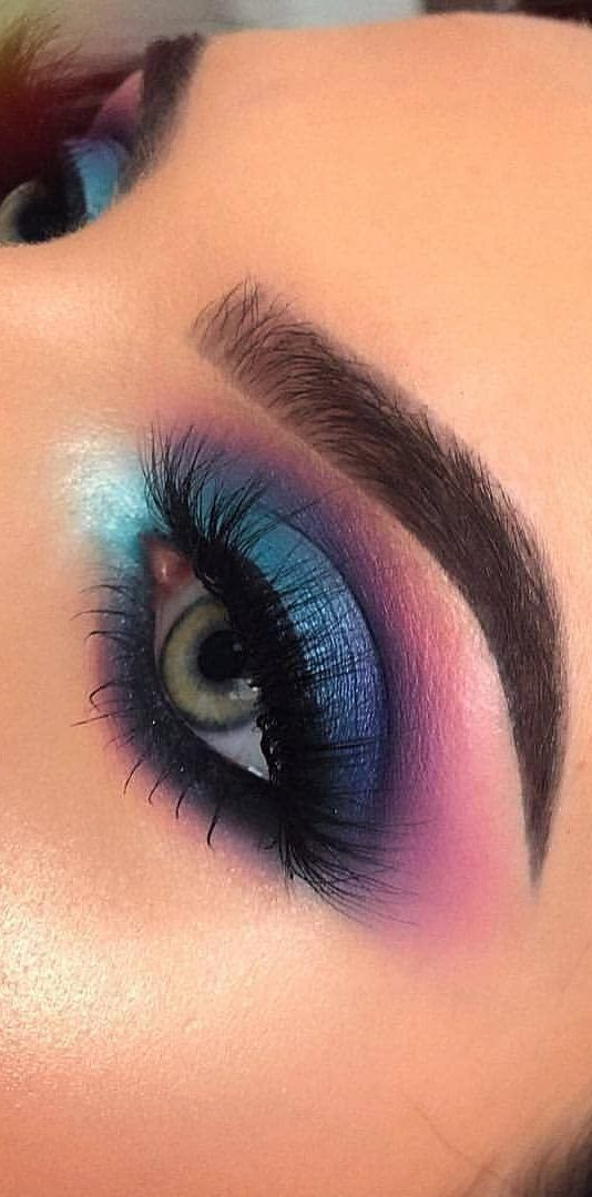 30+ Free Beauty Trick, How To Broken Eye Shadow Quick Fix 2019 - Page 32 of 34 - stunnerwoman. com #eyeshadowlooks