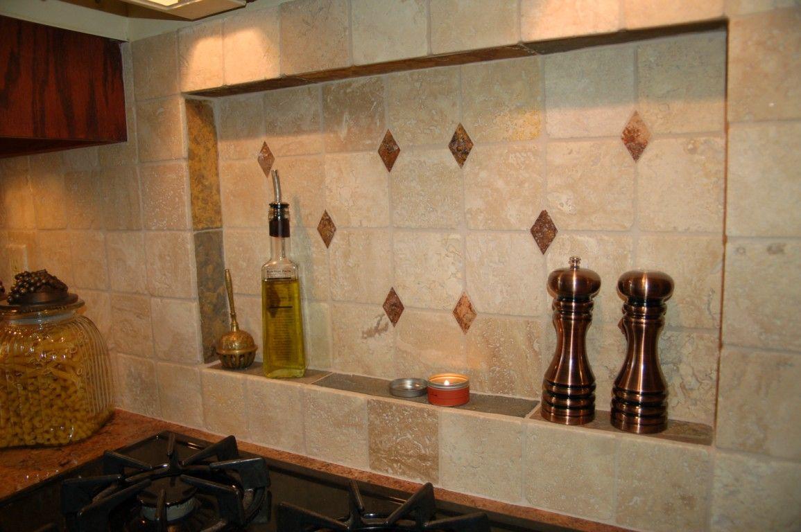 Images About Kitchen Ideas On Pinterest Stone Backsplash - Kitchen backsplash design