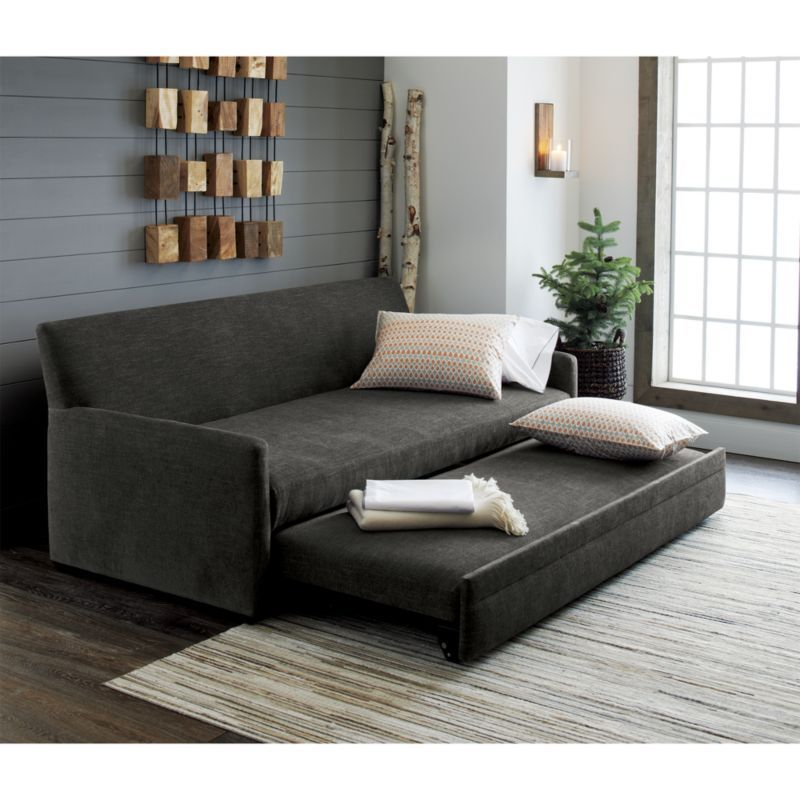 Delicieux Reston Queen Sleeper Sofa | Crate And Barrel