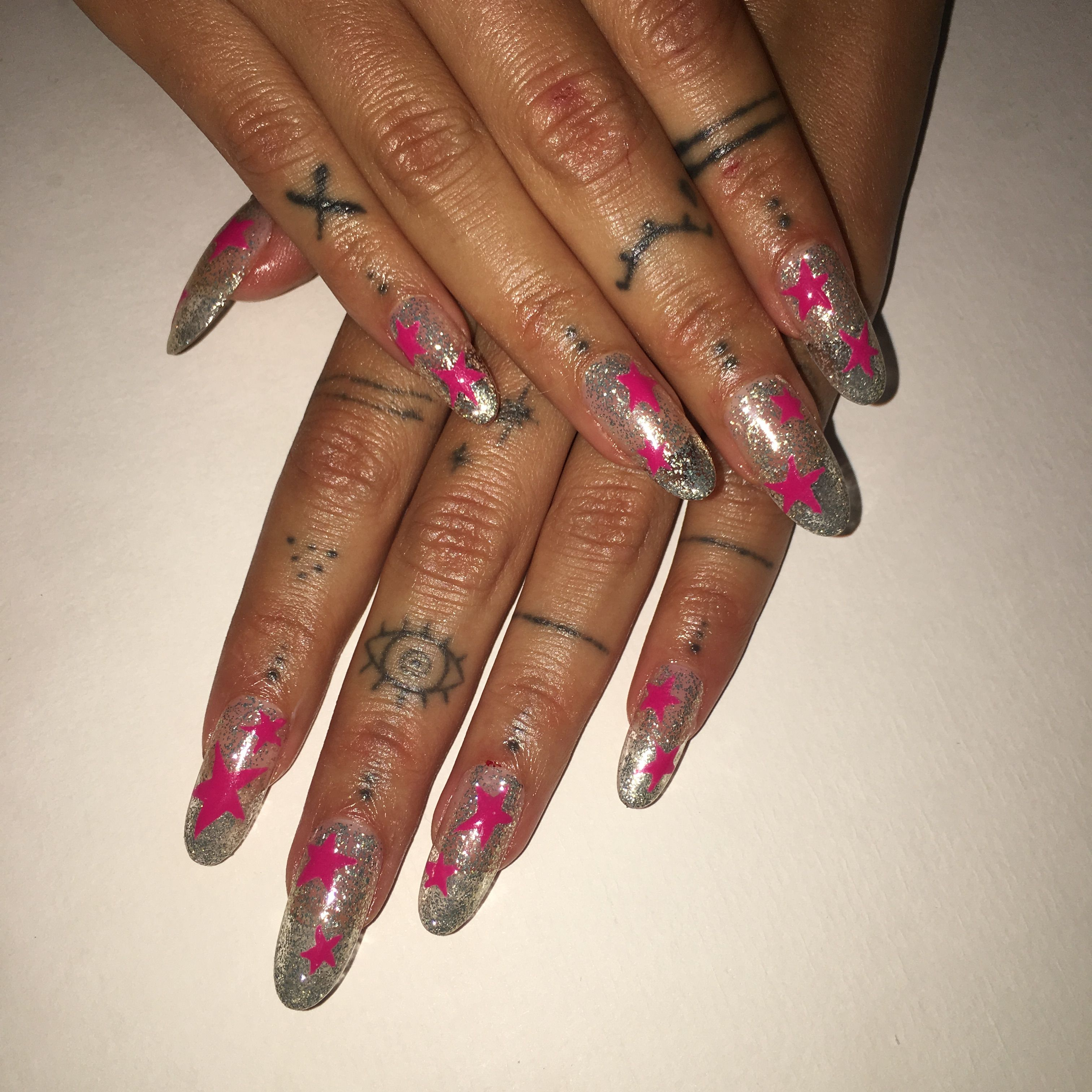 Nails by @mannequin.hands @llydiakirwood | PERSONAL @llydiakirwood ...