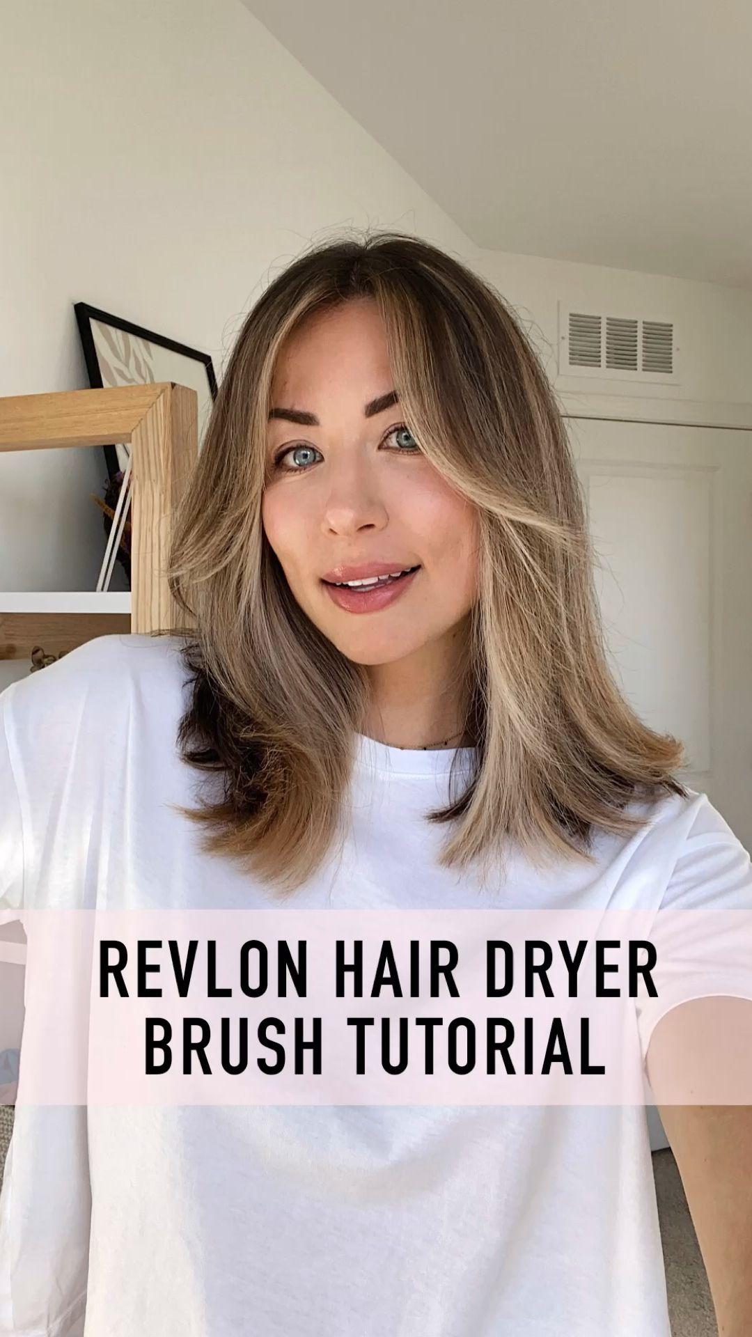 Revlon Hair Dryer Brush Review