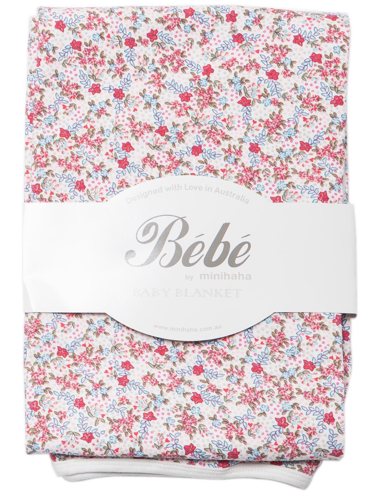 Bebe baby wrap blanket