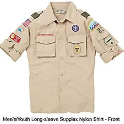 Scout Uniform - Boy Scouts Cub Scouts