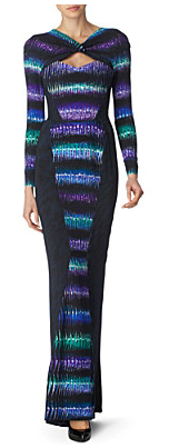 Peter Pilotto - Fishtail gown